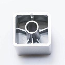 Bosch 00628998 Dishwasher Door Handle End Cap Genuine Origin