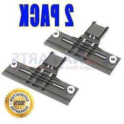 2 pack w10350376 dishwasher upper rack adjuster