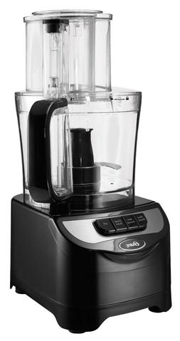 Oster 2-Speed Food Processor,10-Cup Capacity Three Blades Pu