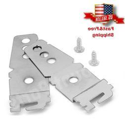 2 x kenmore kitchenaid wp8269145 dishwasher mounting