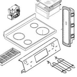 Bosch 00248820 Dishwasher Dishrack Embly Genuine Original Equipment