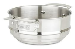Viking 40051-6908 Stainless Steel Universal Steamer Insert,