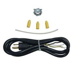 4317824 Whirlpool Dishwasher Power Cord Kit, Model: 4317824,