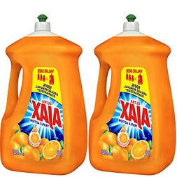 Ajax 4953423133281 90 fl oz Ultra Triple Action Liquid Dish
