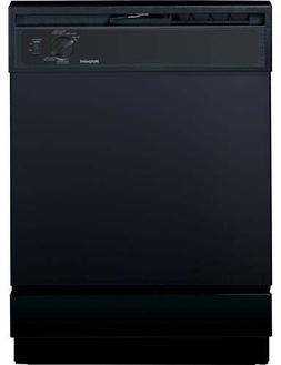 "24"" 64 dBA Built-In Dishwasher Finish: Black"