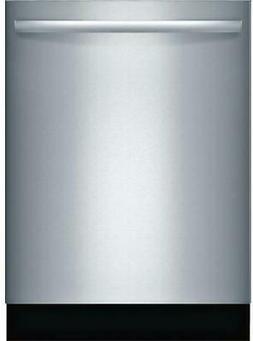 "Bosch 800 Series 24""  44 DBa AquaStop Fully Integrated Dishw"