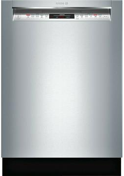 "Bosch 800 Series SHEM78W55N 24"" Stainless  Dishwasher"