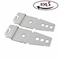 8269145 Dishwasher Undercounter Bracket 2 Pack for Whirlpool