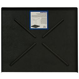 "Eastman EZF70486 70486 Dishwasher Pan, 24.5"" x 20.5"", Black"