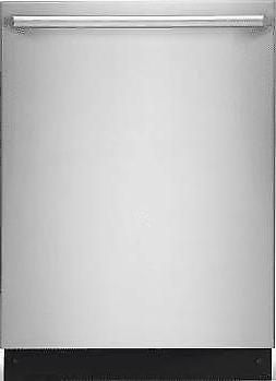 """Electrolux - 24"""" Tall Tub Built-in Dishwasher - Stainless-st"""