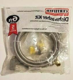 Certified Appliance Accessories Dishwasher Installation Stai