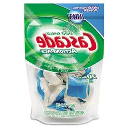 Action Pacs  Dishwashing Pods  Dawn Fresh  0.6 oz  20/Pack
