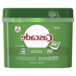 Cascade ActionPacs 60-Count Dishwasher Detergent Pods with R