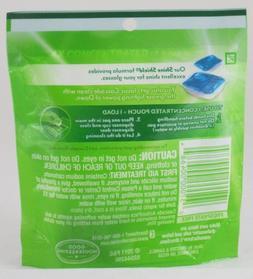 Cascade Actionpacs Dishwasher Detergent, Dawn Fresh Scent, 2