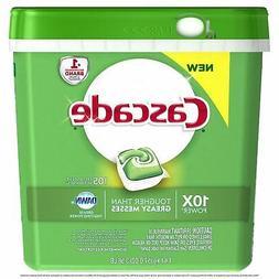 Cascade ActionPacs Dishwasher Detergent, Fresh Scent, 105 Co
