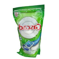 Cascade Actionpacs Dishwasher Detergent, Fresh Scent 20 .3 o