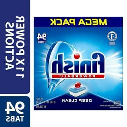 Finish - All in 1-94ct - Dishwasher Detergent - Powerball -