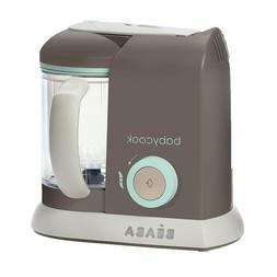 BEABA Babycook 4 in 1 Steam Cooker & Blender, 4.5 Cups, LATT