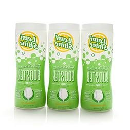 Lemi Shine Booster Dishwasher Detergent Additive 3-Pack 12 o
