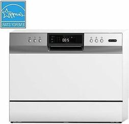 Whynter CDW-6831WES Countertop Portable Dishwasher 6 Place S