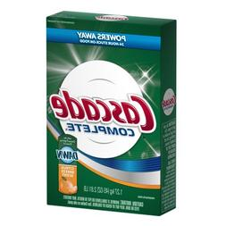 Cascade Complete All-In-1 Powder Dishwasher Detergent, Citru