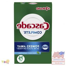 Cascade Complete Powder Dishwasher Detergent, Fresh Scent, 7