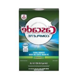 Cascade Complete, Powder Dishwasher Detergent, Fresh Scent 1