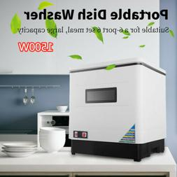 countertop stainless steel dishwasher portable automatic dis