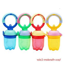 Sealive Popular Toddler Baby Pacifiers Baby Food Feeder Soft