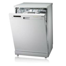 LG D1452WF Direct Drive Dishwasher With SmartRack 220-240 Vo