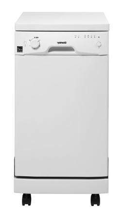 ddw1801mwp portable dishwasher