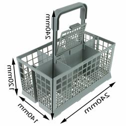 Universal Dishwasher Cutlery Silverware Basket For Whirlpool