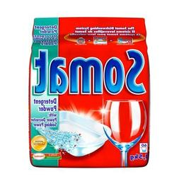 Somat Dishwasher Detergent - Powder with Active Oxygen - Wor