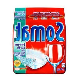 Somat Dishwasher Detergent - Powder with Active Oxygen - Wor
