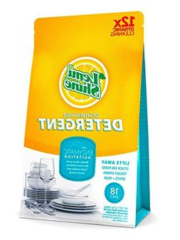 Lemi Shine Dishwasher Detergent Pacs, 18 Ct
