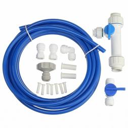 Dishwasher Install Kit Proline 1/4 in Inlet Fitting Size Pus