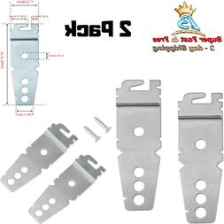 Universal Dishwasher Mounting Bracket - Installs Easily Unde