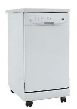 Dishwasher  Portable SPT SD-9241W Energy Star , 18-Inch, Whi