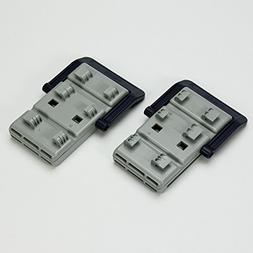 Seneca River Trading Dishwasher Rack Adjusters for Samsung,