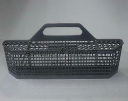 GE Dishwasher Silverware Basket Gray WD28X10128 NEW OEM
