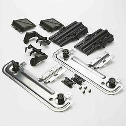Dishwasher Top Rack Adjuster Kit Upper Unit Kenmore Sears Wh