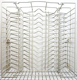 GE Dishwasher WD28X10210 Upper Dishrack WD28X10212