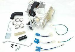Supco DW10013 Dishwasher Pump Assembly, Replaces GE WD26X100