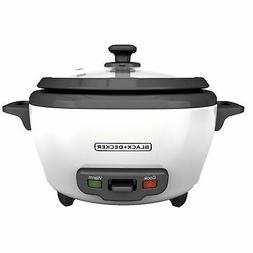 Electric Rice Cooker 6 Cup Automatic Keep Warm Non Stick Ric
