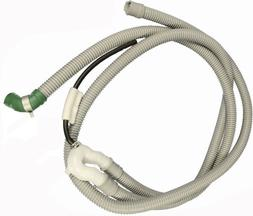 LG Electronics 5215ER2002G Washing Machine Drain Hose Assemb
