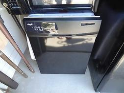 WHIRLPOOL ENERGY STAR NEW BLACK DISHWASHER WDF310PAAB2 MARIC