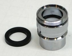 EZ-FLO Dishwasher Faucet Adapter Aerator Snap Fitting for Wh