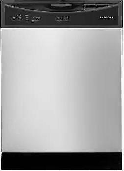 Frigidaire FFBD2406NS Full Console Dishwasher with 14-Place