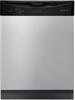 Frigidaire FFBD2408NS Full Console Dishwasher Stainless Stee