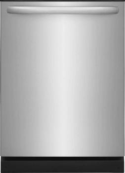 "Frigidaire FFID2426TS 24"" Built In Fully Integrated Dishwash"